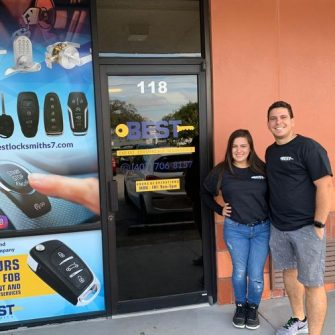 Locksmith Orlando shop