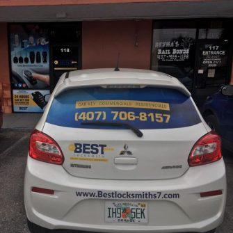 Locksmith Orlando Car